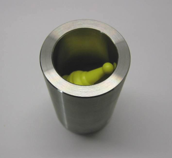 Small Parts tube